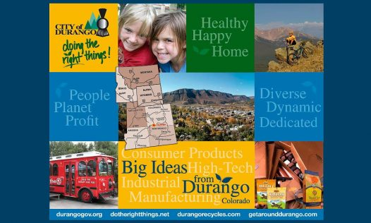 City of Durango Booth