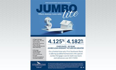 1st Southwest Bank – Jumbo Lite