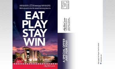 Sky Ute Casino Postcard