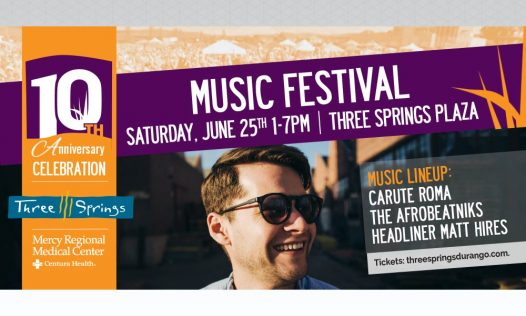 Three Springs Music Festival