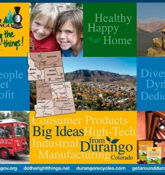 City of Durango Booth